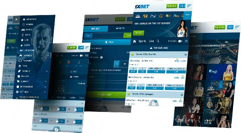 1xBet Mobile Download