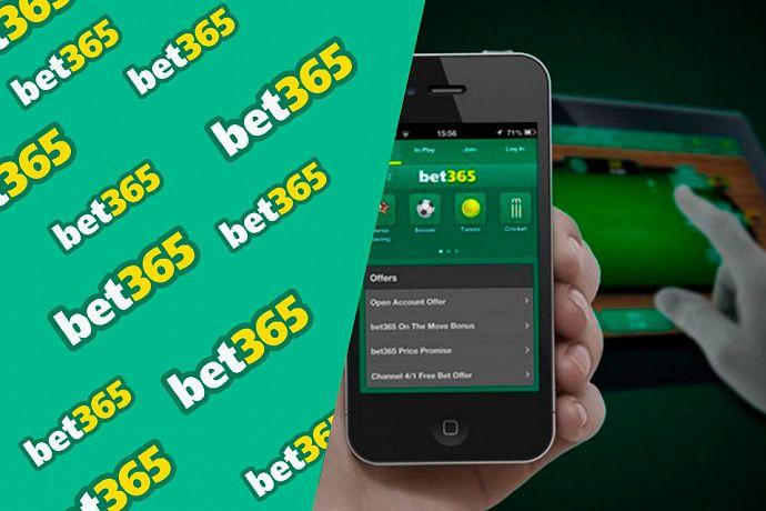 l'app di Bet 365 Mobile