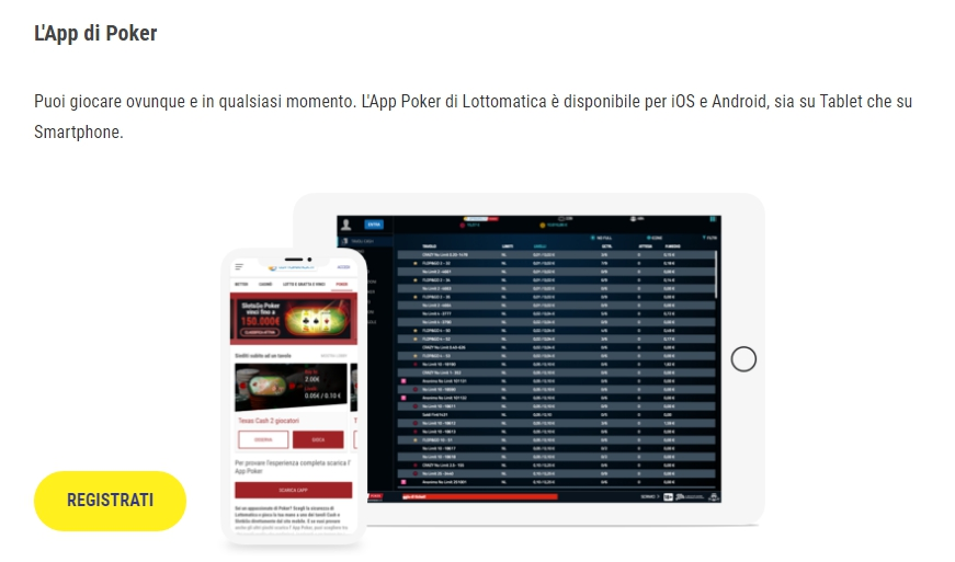 Mobile Lottomatica